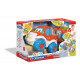 Clementoni RC Theo Tumble car with music 21x33cm