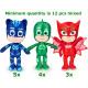 PJ Mask Plush Gift 3 assortiti 22cm