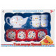 Tea Set Tableware Series 9 pieces 24x33cm