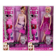 Teenage doll Sofia with accessories 2 assorted 18x
