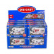 Die-Cast Camper Pull Back assorted in Display 10x1