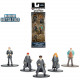 Harry Potter Nano Metalfigs 5-Pack 2 assorted 7x20