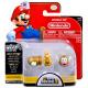 Nintendo Micro Figur 3er Pack - Gold Bullet Bill,