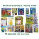 Peppa Pig Mix toys 10 assorted 100pcs
