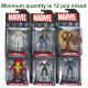 Marvel Infinite Series Figurines assorties 12x23cm