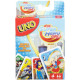 UNO Card game DC Super Hero Girls (UK + DK)