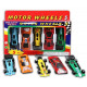 Cars Die-Cast 5 pieces 7cm