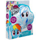 My Little Pony Colore ton propre coussin coussin a