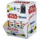 Star Wars Emoji Mash'ems Super Squishy! in Dis