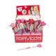 Depesche Top Model stylo Love in Presentoir 17 cm