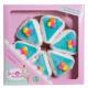 Sweet & Easy plüss torta 19x19cm