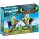 playmobil Dragons Schorrie and Morrie in Flying Su