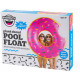 Bigmouth Pool Float Inflatable Donut 119x122x36cm