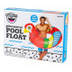 Bigmouth Pool Float Inflatable Parrot 120cm