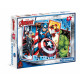 Marvel Avengers Supercolor Puzzle 33.5 x 23.5 cm