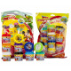 Mickey Mouse Dough Party Bag + 10 pots 4.5 cm