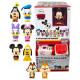 Disney Klasyczne Puzzle Palz 3D Puzzle Eraser 7 ró