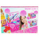 DisneyPrincess 3 in 1 Bumper Bead Set 32x44cm