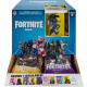 Fortnite figura 8 cm-es klippel, válogatva Display