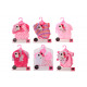 Baby Rose Doll clothes on hanger 40-45cm
