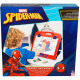 meraviglia Spiderman Cavalletto incl accessori 34x