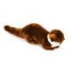 Plush otter, 35 cm