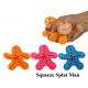 Squeeze splat man - in the Display