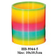 Spring spring 100 mm diameter Rainbow - in Displa