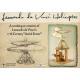Leonardo Da Vinci Helicopter - im Farbkarton