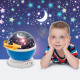 LED starry sky mini projector - blue