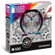 3D Color Therapy Puzzle 500 pezzi puzzle gufo