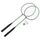 badmintonrackets x2 + stuur, 2 maal geassorteerd ,