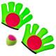 juego guante scratch x2 + bola