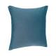 coussin dehoussable can 38x38, bleu