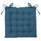 galette pato silla 38x38, azul