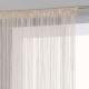 tenda di filo di lino 120x240, beige
