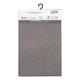 tapis uni 40x60 gris, gris