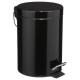 afval metaal 3l zwart, zwart