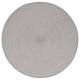 conjunto redondo trenza gris cl, blanco