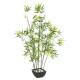 bamboo pot h122, green