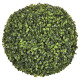 boxwood ball d38, green
