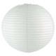 fehér golyós lámpa d60, fehér