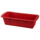 siliconen mal pro cake 24cm, rood