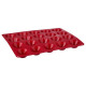 silicone mold pro 20 small ovens, red