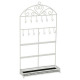 metal jewelry holder h42.5, 2- times assorted , co