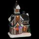 Weihnachtsdorf Haus 5led lm Stapel 3ass, 3-mal a