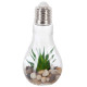 plant artificial led bulb h18.5, 3- times assorted