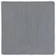 torchon double face 30x30 x2 g, gris