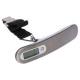 digital luggage scale, gray
