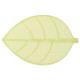 groene blad tafel set 50x33